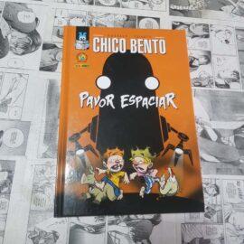 Chico Bento - Pavor Espaciar (Capa Dura) (Lote #116)