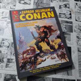 A Espada Selvagem de Conan - A Cidadela dos Condenados - Vol.1 (Lote #115)