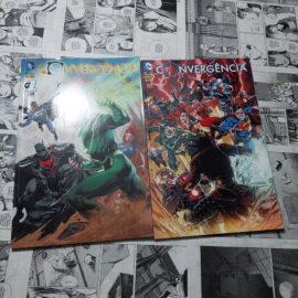 Convergência - Vol.1 e 2 (Lote #115)