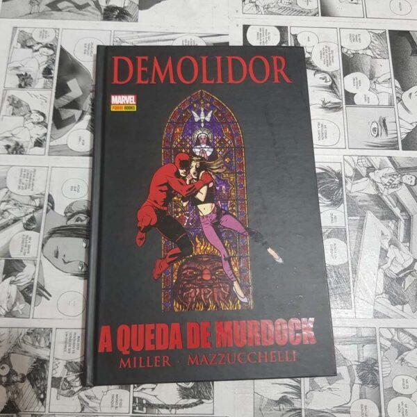 Demolidor - A Queda de Murdock (Lote #116)
