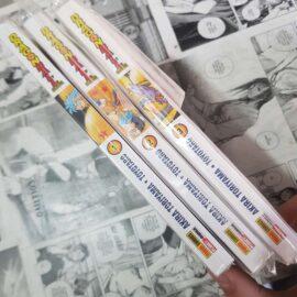 Dragon Ball Super - Vol.1 ao 3 (Lote #116)