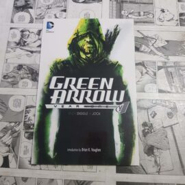 Green Arrow - (ING) Year One (Lote #117)