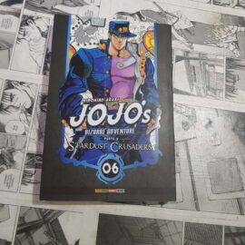 Jojo's Bizarre Adventure - Stardust Crusade - Vol.6 (Lote #117)