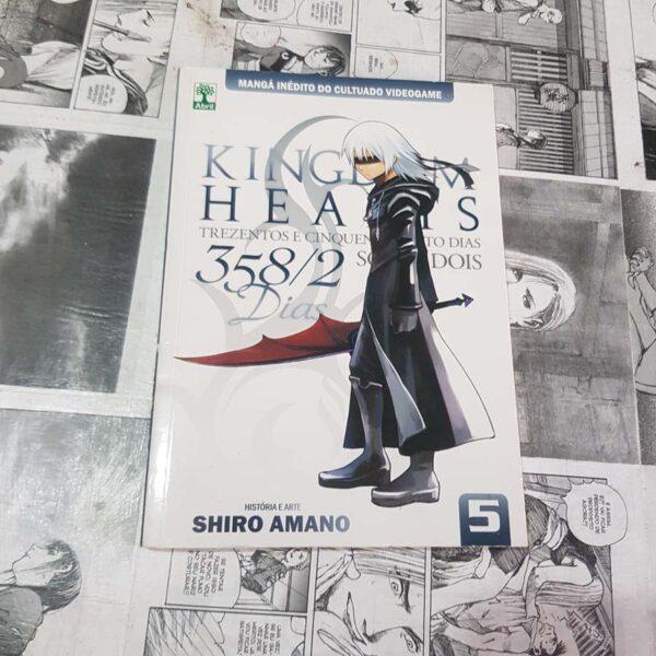 Kingdom Hearts - 358/2 Dias - Vol.5 (Lote #116)
