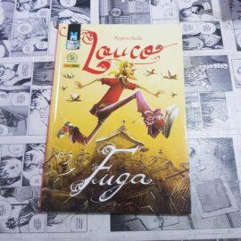 Louco - Fuga (Capa Dura) (Lote #117)