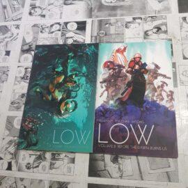 Low (ING) - Vol.1 e 2 (Lote #117)