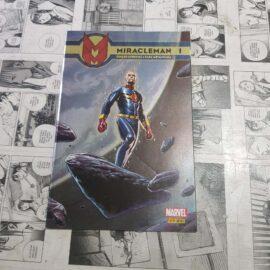 Miracleman (Capa Metalizada) - Vol.1 (Lote #117)