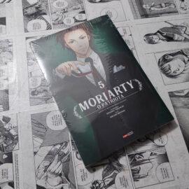 Moriarty, O Patriota - Vol.5 (Lote #115)