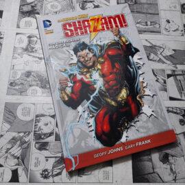 Shazam! - Com uma Palavra Mágica... (Lote #115)