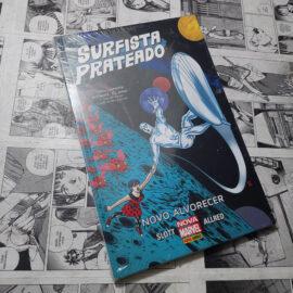 Surfista Prateado - Novo Alvorecer (Lote #115)