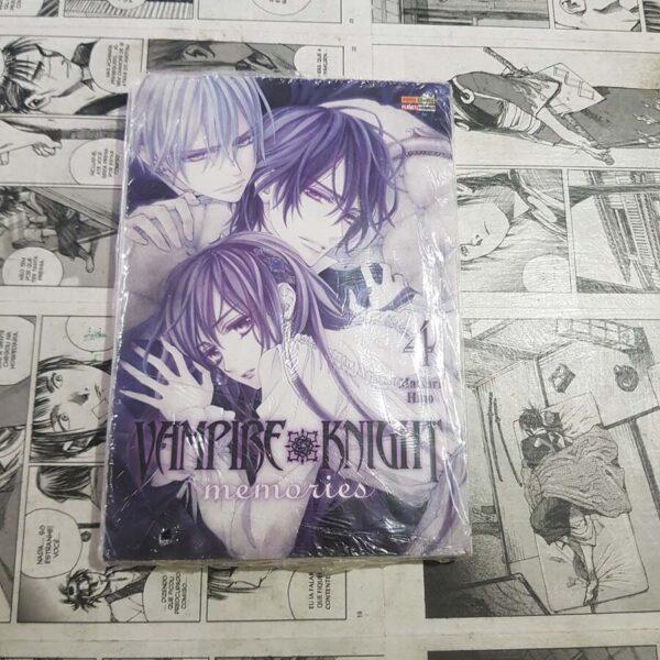 Vampire Knight Memories - Vol.4 (Lote #117)